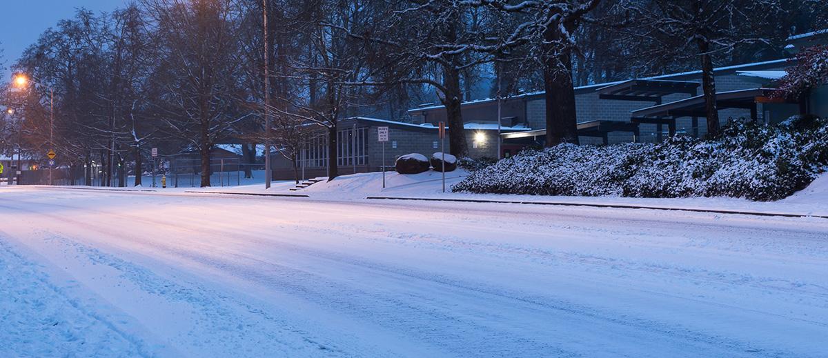 WINTER WEATHER INFORMATION / Clima De Invierno