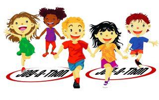 Jog-Jump-Jive-a-Thon on Friday, October 25