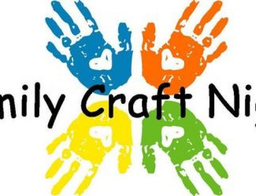 Bring the Family to Myers' Craft Night