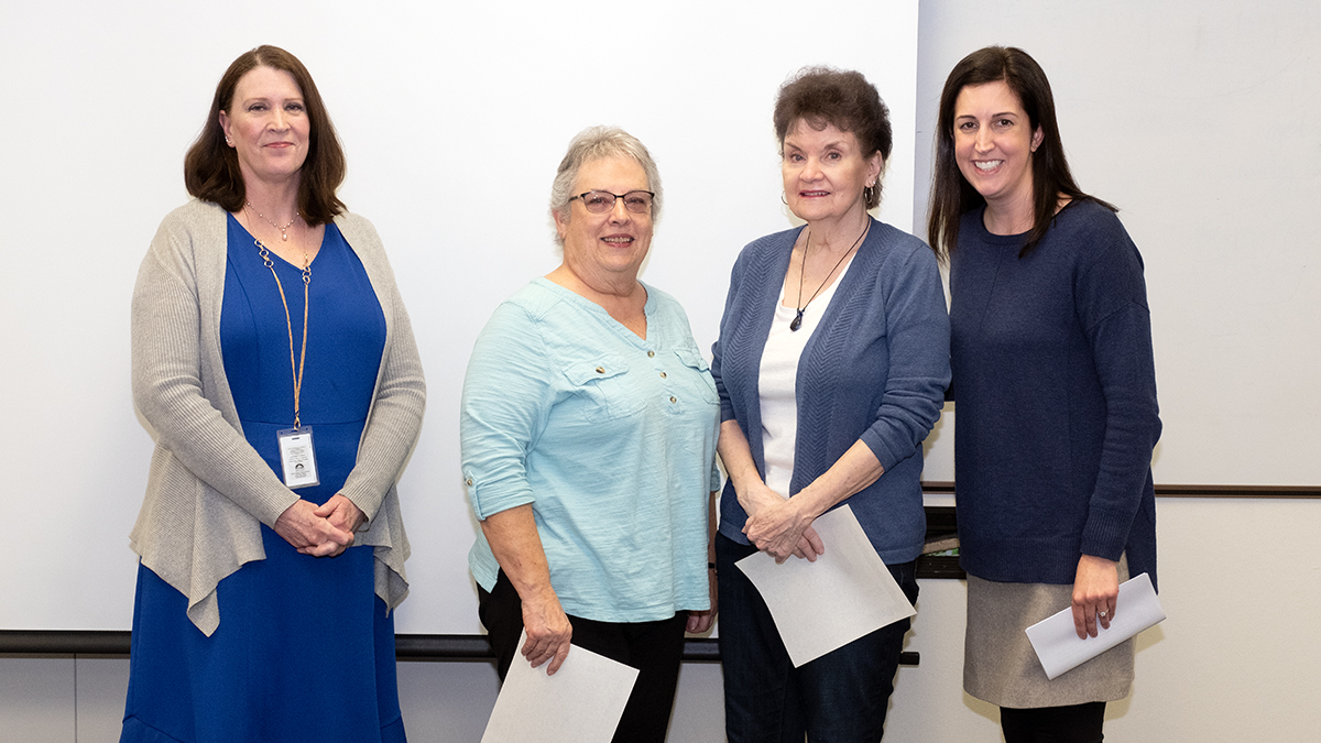 Volunteers of the Month March 2020